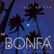CDs de Música: LUIZ BONFÁ - MAGIC (BOSSA NOVA CD). Lote 52376926