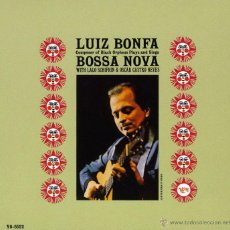 CDs de Música: LUIZ BONFÁ - PLAYS AND SINGS BOSSA NOVA (CD). Lote 52377298