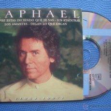 CDs de Música: RAPHAEL 1964-1997.VOL.1. CD SINGLE CARTON SPAIN 1997 PDELUXE. Lote 52380917