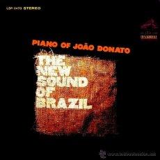 CDs de Música: JOAO DONATO - THE NEW SOUND OF BRAZIL (BOSSA NOVA CD). Lote 52388864