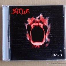 CDs de Música: KITTIE - ORACLE (CD) 2001. Lote 52397023