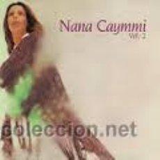 CDs de Música: NANA CAYMMI - VOL. 2 (BOSSA NOVA CD). Lote 52398089