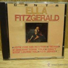 CDs de Música: ELLA FITZGERALD.. CD / DOBLON - 1991. 12 TEMAS / CALIDAD LUJO.. Lote 52399217