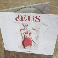 CDs de Música: DEUS, ROSES CD1. DIGIPACK 4 TEMAS. Lote 52402330