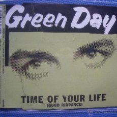 CDs de Música: GREEN DAY TIME OF YOUR LIFE CD SINGLE GERMANY 1997 PDELUXE. Lote 52424768
