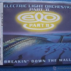 CDs de Música: ELECTRIC LIGHT ORCHESTRA BREAKIN´DOWN THE WALLS CD SINGLE GERMANY 1994 PDELUXE. Lote 52424858