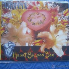 CDs de Música: NIRVANA HEART SHAPED BOX CD SINGLE FRANCIA 1993 PDELUXE. Lote 52425192
