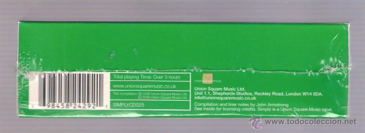 CDs de Música: VARIOS - SIMPLY BRAZIL (caja 4 CDs of essential brazilian music) - Foto 3 - 52448587