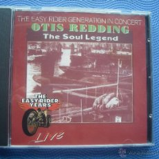 CDs de Música: OTIS REDDING THE SOUL LEGEND CD ALBUM EEC 1993 PDELUXE. Lote 52452556