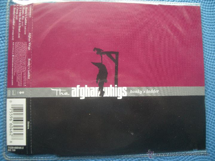 THE AFGAN WHIGS HONKY´S LADDER CD SINGLE GERMANY 1996 PDELUXE (Música - CD's Pop)