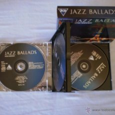 CDs de Música: JAZZ BALLADS. AFTER MIDNIGHT 3CD. Lote 52459296