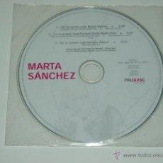 CDs de Música: MARTA SANCHEZ CD SINGLE NO TE QUIERO MAS REMIXES. Lote 52459443