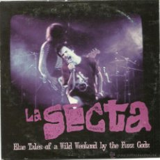 CDs de Música: LA SECTA. BLUE TALES OF A WILD WEEKEND BY THE FUZZ GODZ (CD ALBUM 1997). Lote 52467417