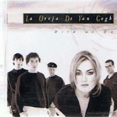 CDs de Música: CD LA OREJA DE VAN GOGH ¨DILE AL SOL¨. Lote 52475896