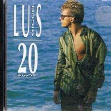 CDs de Música: CD LUIS MIGUEL 20 AÑOS . Lote 52476288