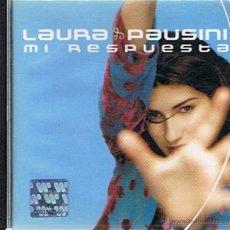 CDs de Música: CD LAURA PAUSINI ¨MI RESPUESTA¨. Lote 52476792