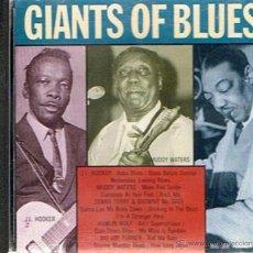 CDs de Música: CD GIANTS OF BLUES MUDDY WATERS. Lote 52478292