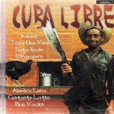 CDs de Música: CD CUBA LIBRE VOL. 2 . Lote 52478527