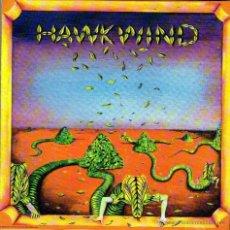 CDs de Música: HAWKWIND - SU PRIMER ALBUM - CD 7 TRACKS - 39 MINUTOS - EDITADO EN CANADÁ - CEMA 1970 / 1992.. Lote 52478786