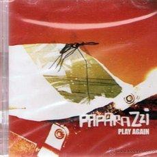 CDs de Música: CD PAPARAZZI PLAY AGAIN (PRECINTADO). Lote 52480109