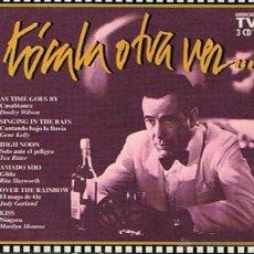 CDs de Música: CD TÓCALA OTRA VEZ 3 CD´S . Lote 52480558
