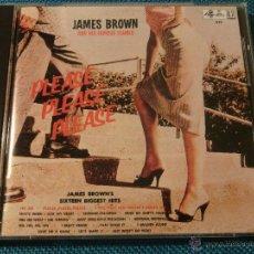 CDs de Música: CD JAMES BROWN AND THE FAMOUS FLAMES - PLEASE / ORIG. JAPAN EDITION POCP-1847 / FUNK SOUL RARÍSIMO!!. Lote 52481133