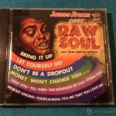 CDs de Música: CD JAMES BROWN SINGS - RAW SOUL / ORIG. JAPAN EDITION POCP-1852 / FUNK SOUL RARÍSIMO!!!!!!!!!!!!!!!!. Lote 52481272