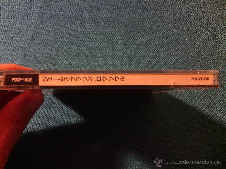 CDs de Música: CD JAMES BROWN SINGS - RAW SOUL / Orig. Japan edition POCP-1852 / FUNK SOUL RARÍSIMO!!!!!!!!!!!!!!!! - Foto 6 - 52481272