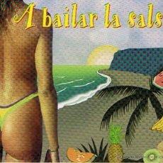 CDs de Música: CD A BAILAR LA SALSA 3 CD´S (PRECINTADO). Lote 52481519