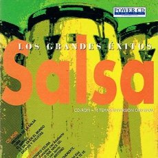 CDs de Música: CD - ROM LOS GRANDES ÉXITOS SALSA Nº 2 . Lote 52481582
