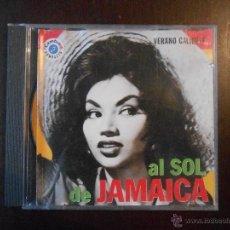 CDs de Música: CD AL SOL DE JAMAICA - VERANO CALIENTE - CAMBIO 16 - LEER DESCRIPCION (1I). Lote 52497415