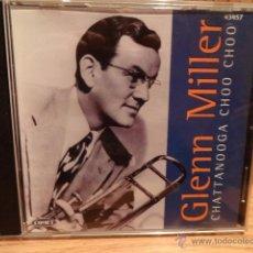CDs de Música: GLENN MILLER. CHATTANOOGA CHOO CHOO. CD / COMET - 18 TEMAS / CALIDAD LUJO.. Lote 52514707