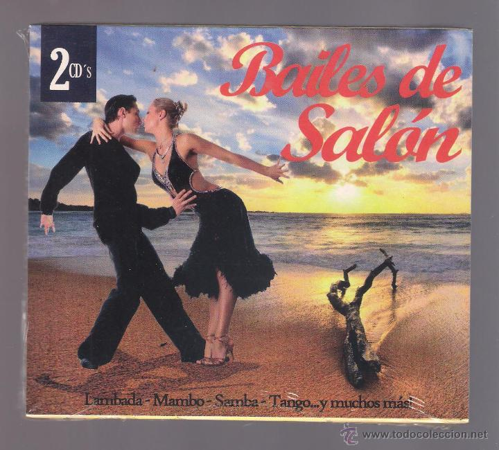 BAILES DE SALON - LAMBADA, MAMBO, SAMBA, TANGO... Y MUCHOS MÁS! (2 CD 2011, NOVOSON JSD-47030/1-2) (Música - CD's Latina)