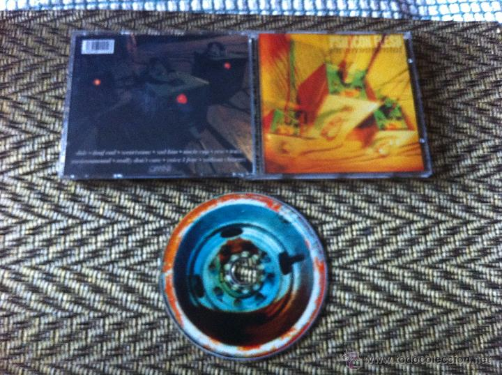 PSILICON FLESH. ENVIRONMENTAL. CD / PMNI RECORDS - 1998. 11 TEMAS. (Música - CD's Otros Estilos)