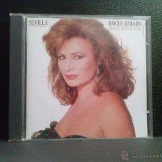 CDs de Música: ROCIO JURADO - SEVILLA - CD DE 1991. Lote 52534012