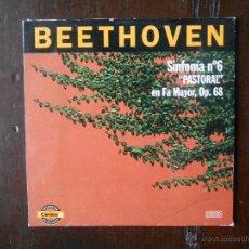 CDs de Música: CD BEETHOVEN - SINFONIA Nº 6 PASTORAL EN FA MAYOR, OP. 68 - CARATULA DE CARTON (1J). Lote 52550815