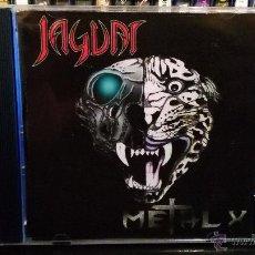 CDs de Música: JAGUAR - METAL X. Lote 52559241