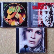 CDs de Música: LOTE DE 10 BANDAS SONORAS DE CINE DE TERROR. Lote 52561830