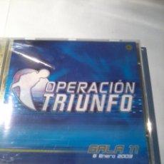 CDs de Música: CD, OPERACIÓN TRIUNFO GALA 11. ENERO 2003. MB1CD. Lote 69683077