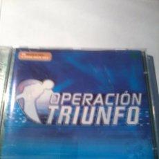 CDs de Música: CD. OPERACIÓN TRIUNFO. GALA 12 ENERO 2003. MB1CD. Lote 52571882