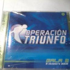 CDs de Música: CD. OPERACIÓN TRIUNFO. GALA 9. DICIEMBRE 2002. MB2CD. Lote 52572083