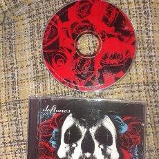 CDs de Música: DEFTONES-DEFTONES (2003). CD CON EXTRAS. Lote 121343642