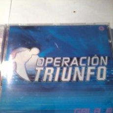 CDs de Música: CD. OPERACIÓN TRIUNFO. GALA 8. DICIEMBRE 2002. MB2CD. Lote 52573308