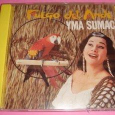 CDs de Música: YMA SUMAC / FUEGO DEL ANDE / CD. Lote 52595575