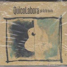 CDs de Música: QUICO PI DE LA SERRA CD QUICOLABORA AMADEU CASAS JOAN PAU CUMELLAS. Lote 52603455