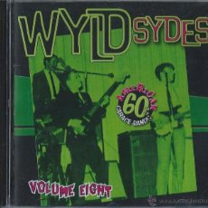 CDs de Música: WYLD SYDES CD VOL.8 USA GARAGE ROCK -RARE AUSTRALIA (COLECCION DESCATALOGADA) COMPRA MINIMA 15 EUR. Lote 52603526