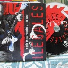 CDs de Música: CD-SINGLE(PROMOCIÓN) DE ILEGALES . Lote 52610765