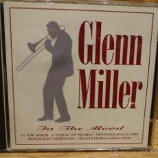 CDs de Música: GLENN MILLER. IN THE MOOD. CD / PEGASUS - 1997. 18 TEMAS / CALIDAD LUJO. Lote 52612650