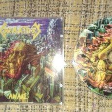 CDs de Música: CREMATORY- AWAKE (1997). Lote 52622178