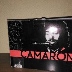 CDs de Música: CAMARON DE LA ISLA ~ POR PALOS ~ 21-CD BOX SET *****SEALED*****. Lote 52655608